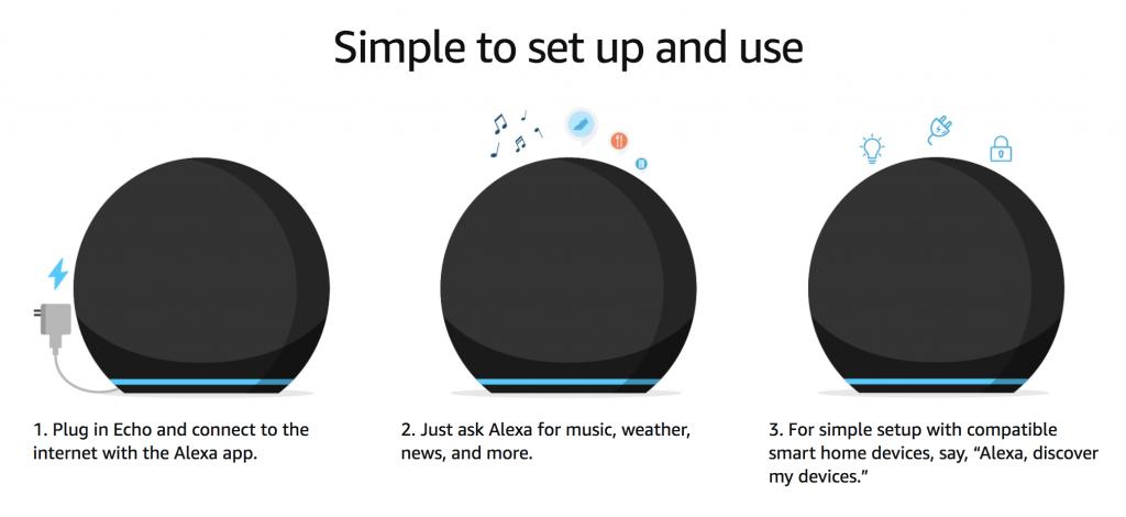 Echo Dot 4th Gen Setup